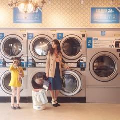 洗衣結合咖啡的溫暖日常 東京「超美洗衣沙龍」連佐佐木希來造訪