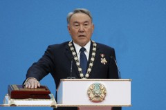 強人領袖上月才辭職 哈薩克宣布提前舉行大選