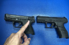 警槍頻走火 台中去年至今4起釀1傷 3件是新槍