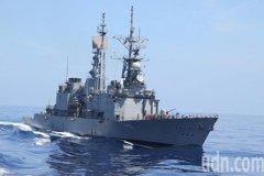 因應共軍活動頻繁 海軍艦艇保養費增一倍