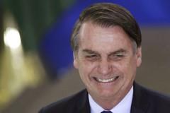 時代雜誌2019年百大人物 巴西總統上榜