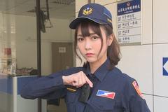 影/照過來!警察新制服有威嗎?新舊制服一次看個夠