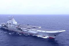 大陸公開首艘國產航艦海試畫面 曝光艦內多處場景