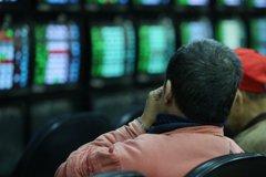 台股巨「震」 這檔股票瞬間也爆7,643張大量
