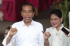 佐科威宣布勝選印尼總統 對手宣稱舞弊拒認輸
