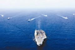 雙航母時代?共艦演練搶灘登陸