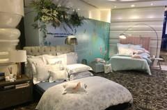 大自然元素圖騰寢飾+舒緩香氛 讓臥室成為避風港