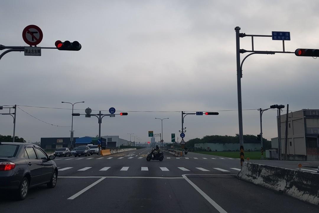 西濱公路竹苗、新北23路口 主線規畫高架