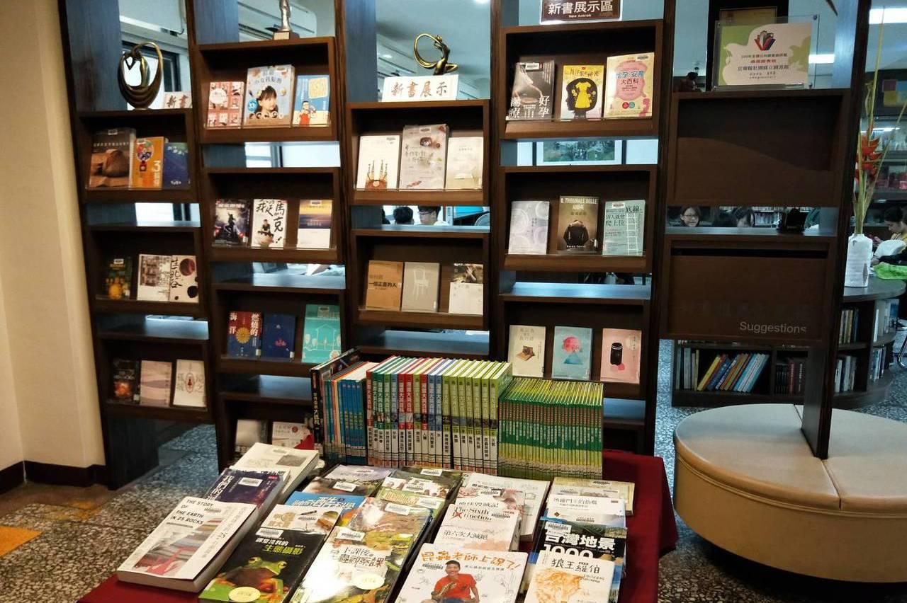宜蘭壯圍鄉辦世界閱讀日 鼓勵學生家長多看書
