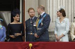 哈利王子將被發配非洲?凱特「陰」梅根 兩兄弟漸行漸遠