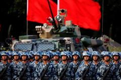 影/路透:共軍力拚亞洲崛起 美軍恐輸台海戰爭