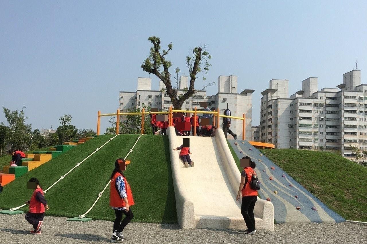 兒童遊戲人口「外流」?9成基隆孩童曾到外地特色公園
