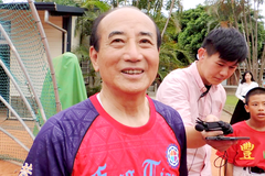 影/傳聞周美青問鼎大位 王金平:歡迎一起參加初選
