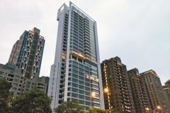 不到20坪月租上看5萬元 台北市高價住宅身價不墜