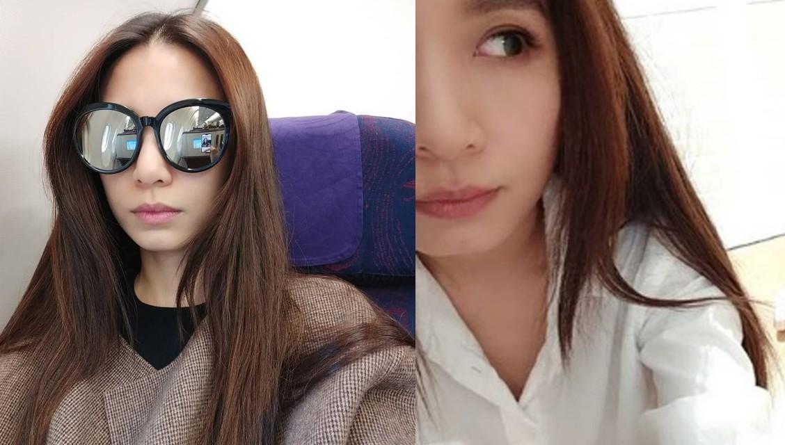 Hebe田馥甄家中驚見「熱戀情侶」 PO厭世五連拍美炸