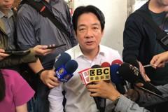 再批郭台銘 賴清德:台灣不需要聽從中國的特首