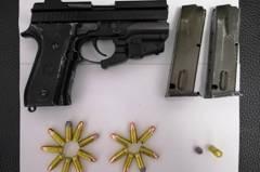 他拿槍枝抵債遭監聽 隔幾天警方搜索買主