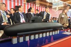 台灣首艘自製潛艦代號「1168」規格曝光! 2025年底交艦