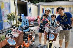 歡慶母親節!新北蝴蝶公園送溫馨、騎自行車有優惠