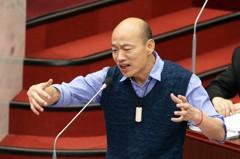 黃捷說韓國瑜耍猴戲 韓國瑜回應了