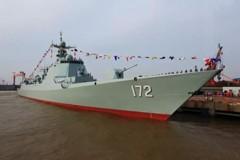 2艘052D型驅逐艦大連下水 數量突破20艘