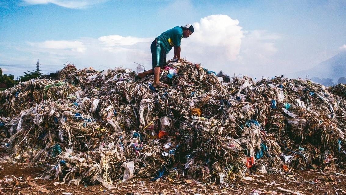垃圾危機!印尼、泰國、大馬村落 變富國垃圾場