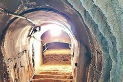 高雄軍事坑道 僅開放鼓山洞