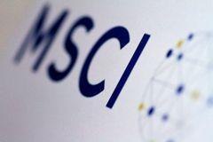 MSCI台股遭降 新興市場指數10年來降最大