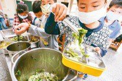 孩子怕吃三色豆! 學校午餐專法 教部9.1前提版本