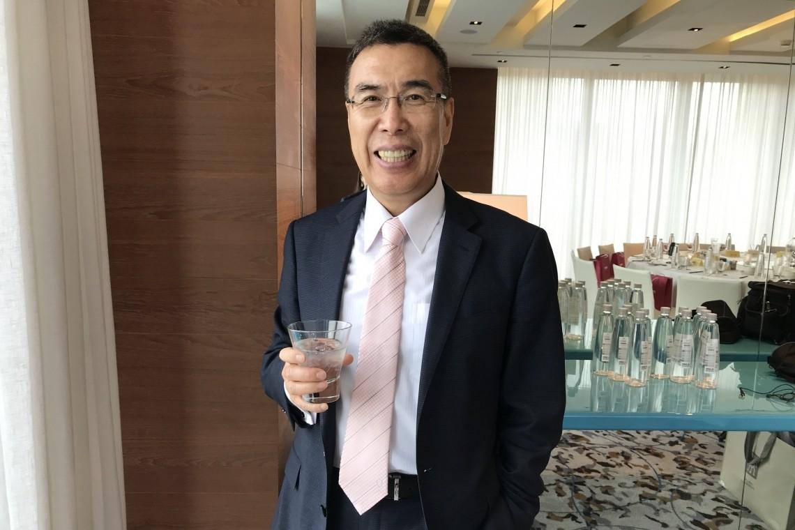 電商菜鳥空降momo總經理 蔡明忠整合台灣大集團賣什麼藥?