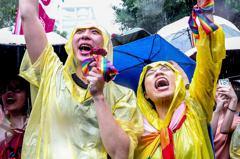 同性結婚登記 行政院:行政機關準備好了!