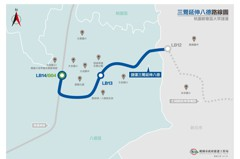 捷運三鶯延伸八德段可行性研究 交通部今審議通過