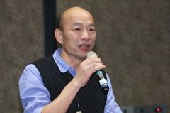 韓國瑜批民進黨 選票來自中南部但心不在中南部