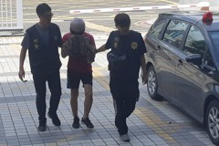 高雄包裹炸彈案兩嫌供詞兜不攏 男想扛罪被羈押禁見