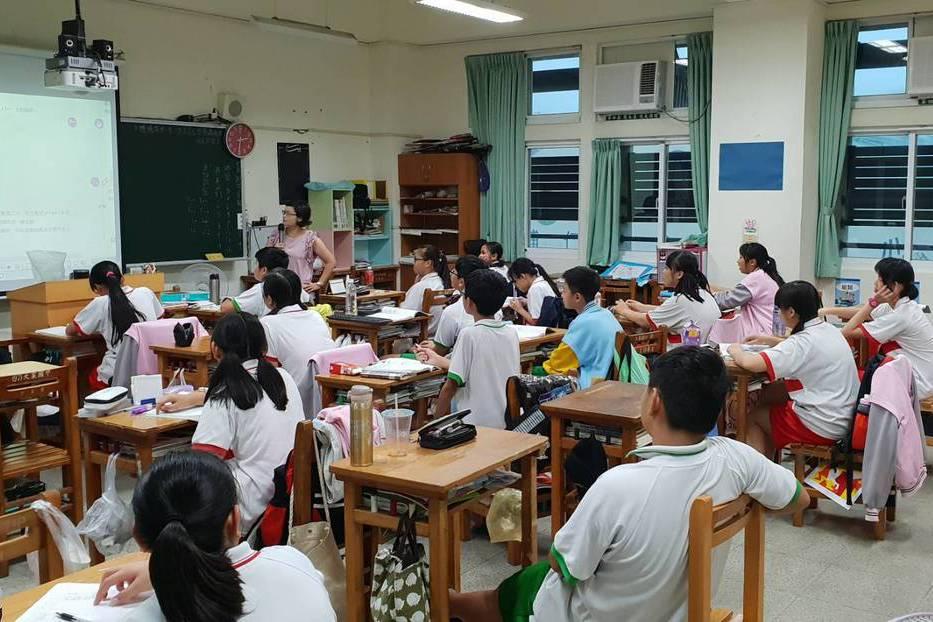 嘉市國中小學生能吹冷氣了 2億多預算通過使用者付費