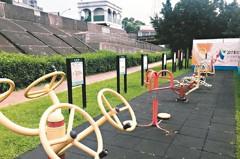 北市公園體健設施 將討論納保