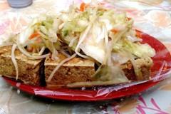 臭豆腐為國宴菜餚 蔡總統宴請諾魯總統稱「百年首次」