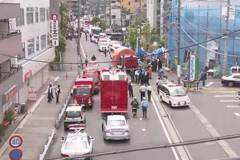 日本隨機殺童案 兇持30公分菜刀一秒砍一個