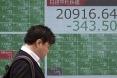 全球股市走低 美債倒掛加劇、陸擬打稀土牌衝擊市場