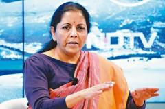 印度新財長 女力出頭