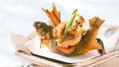 美食拼盤/懷石料理 比目魚入菜