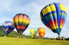 小小兵熱氣球!限時9天「石門熱氣球嘉年華」還有4項免費周邊體驗