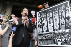 影/稱能打贏選戰 賴清德:和台灣共生死 比韓還要早講