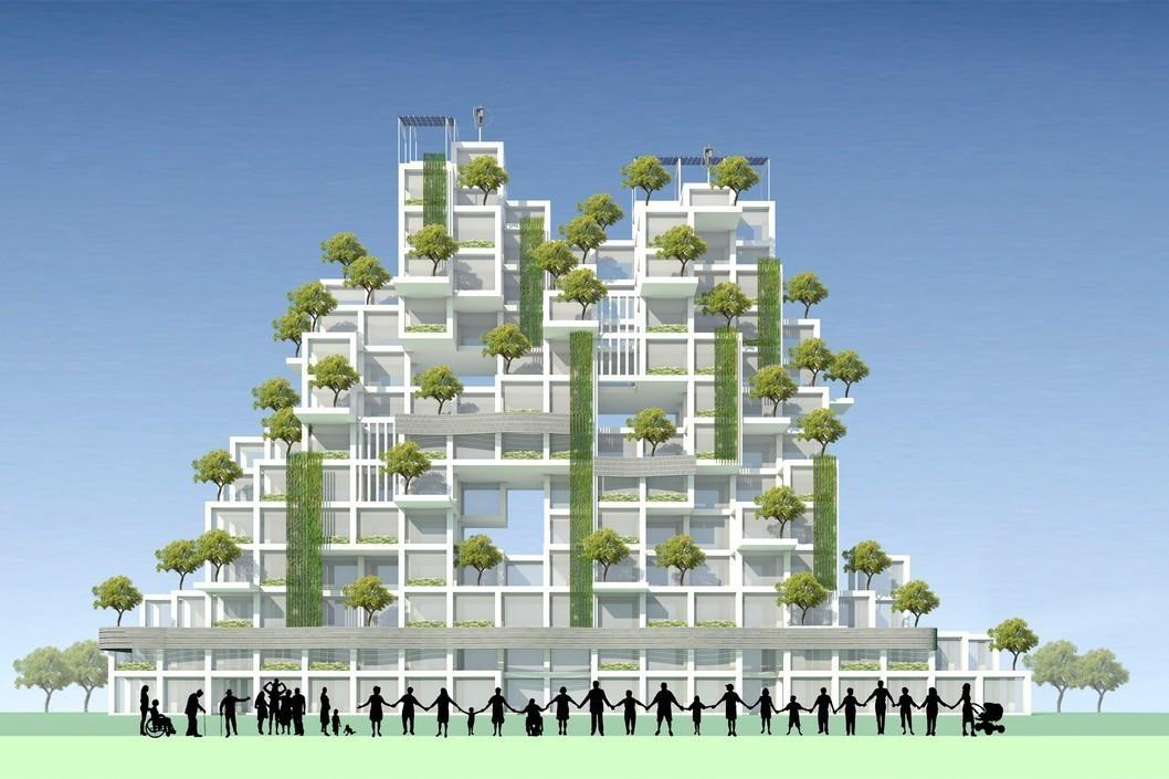 綠建築助漲房價? 中市府:發照管控