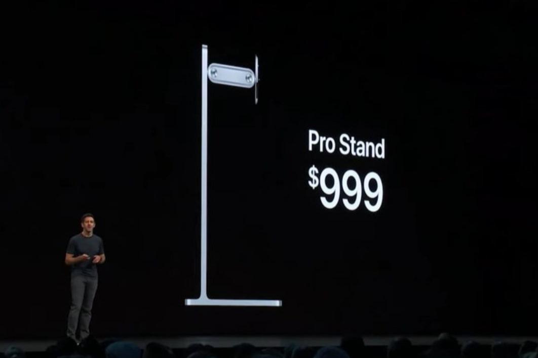 影/比iPhone還貴!蘋果螢幕支架賣3萬 網友罵翻