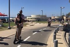 全球瘋電動滑板車 交部擬限速納管