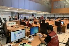 豪雨自今日起襲擊 新北應變中心預防性開設