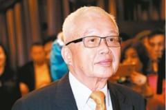 劉泰英欠債上千萬 豪宅被法拍