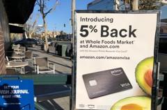 亞馬遜觸手伸向「信用不良」用戶 推零利率分期信用卡