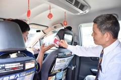 桃園推廣愛心計程車 大增至1458輛